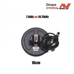 Disque Minelab 16cm X-TERRA
