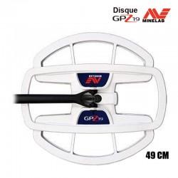 Disque Minelab GPZ 19
