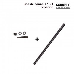 Bas de canne Garrett