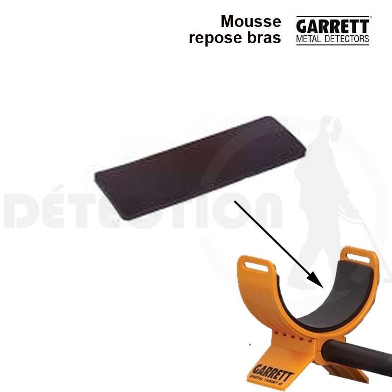 Mousse repose bras Garrett