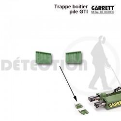 Trappe boitier pile Garrett GTI