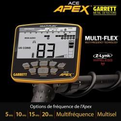 Garrett ACE APEX