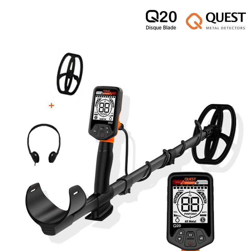 Détecteur Quest Q20 pour débuter