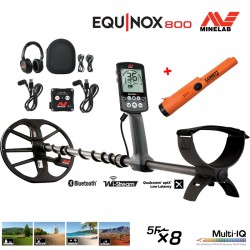 Equinox 800 + Propointer AT