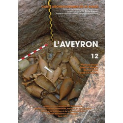 Carte archéologique de la Gaule 12. L'Aveyron