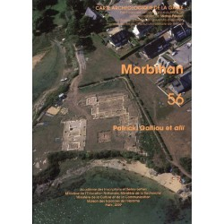 Carte archéologique de la Gaule 56. Morbihan