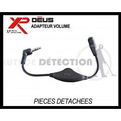 Adaptateur volume XP pour casque