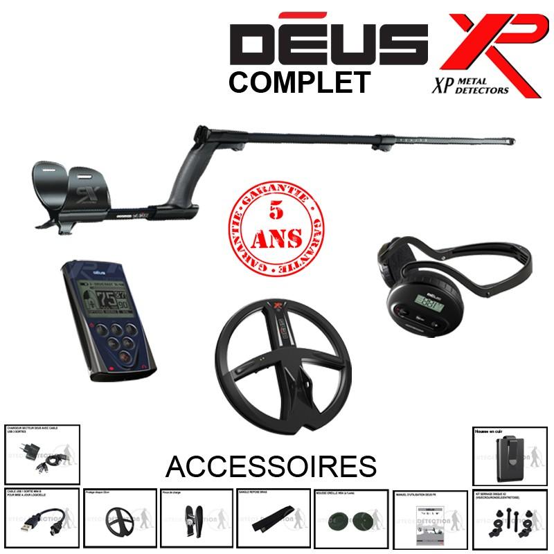 XP DEUS X35 COMPLET