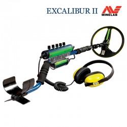 Détecteur Minelab Excalibur II