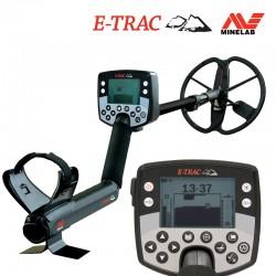 Etrac détecteur Minelab