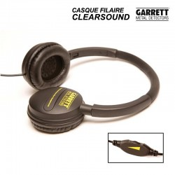 Casque détection Garrett Clearsound