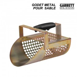Pelle plage métal Garrett