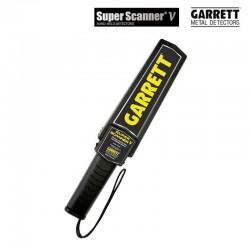 Détecteur de sécurité Garrett Superscanner V