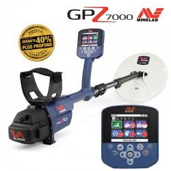Détecteur d'or GPZ 7000 Minelab