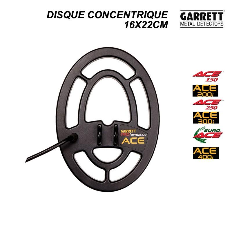 Disque Garrett ACE 16x22cm