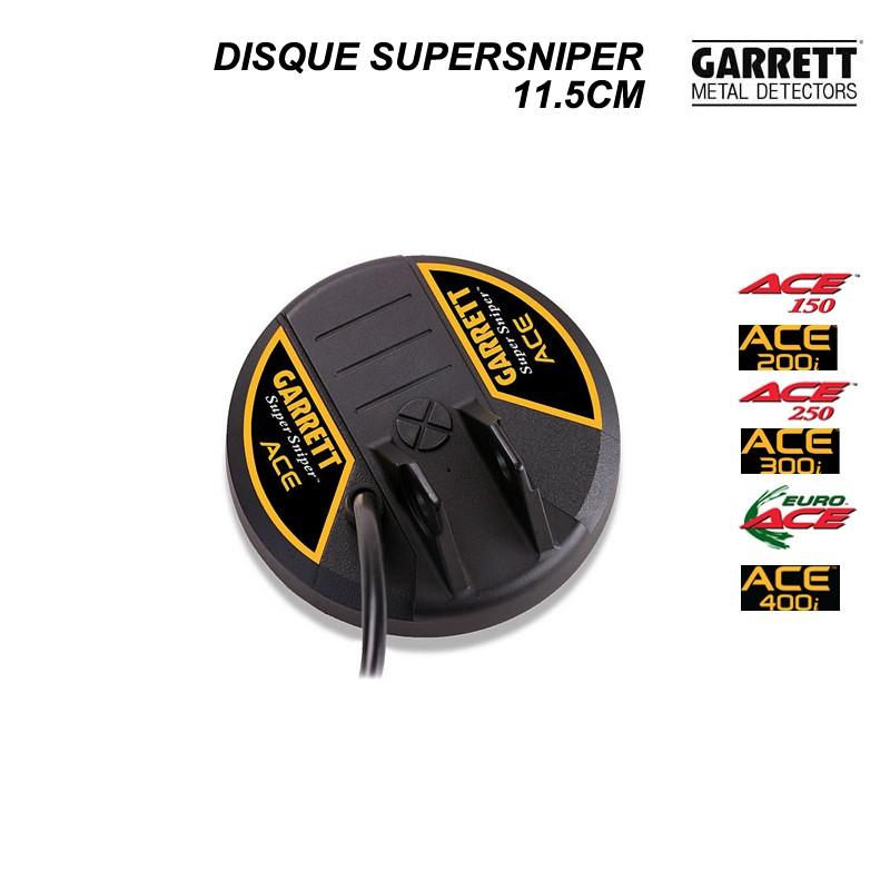 Disque Supersniper ACE 11.5cm