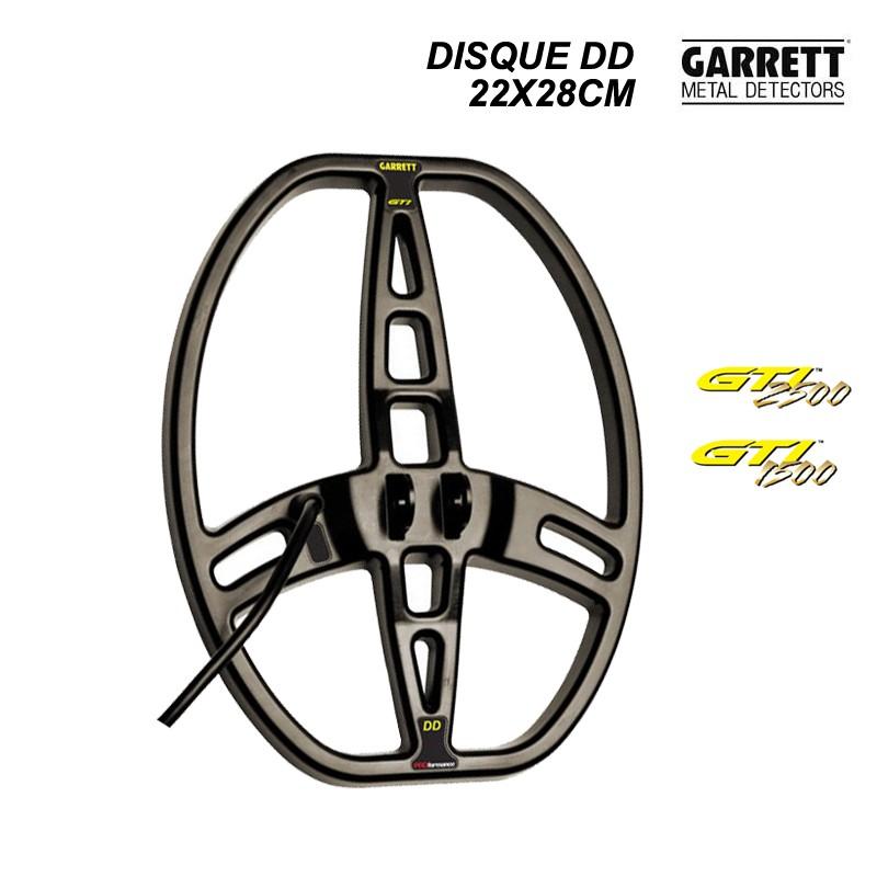 Disque détection 22x28cm pour série GTI