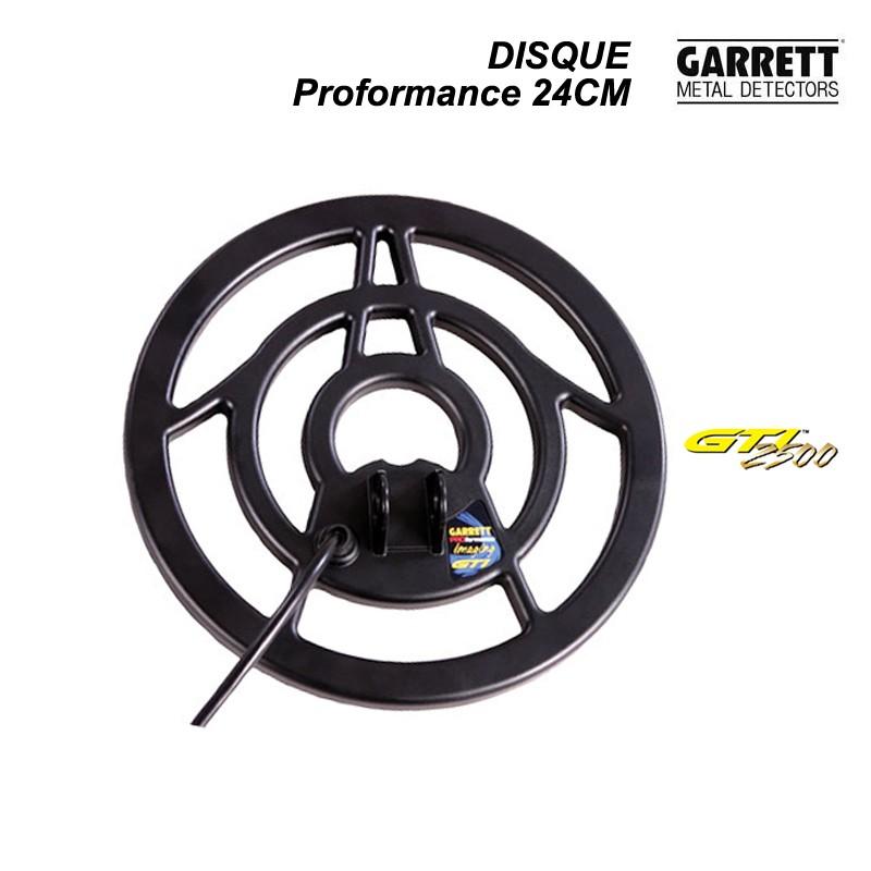 Disque GTI 24cm Proformance Garrett