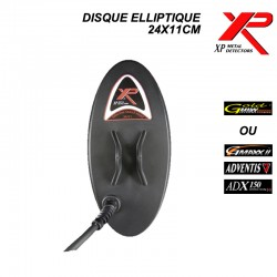 Disque XP DD 24x11cm