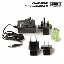 Chargeur Superscanner