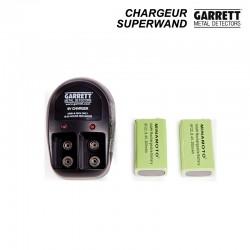 Chargeur batterie Garrett