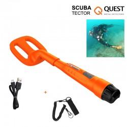Quest Scuba Tector, détecteur de plongée à main