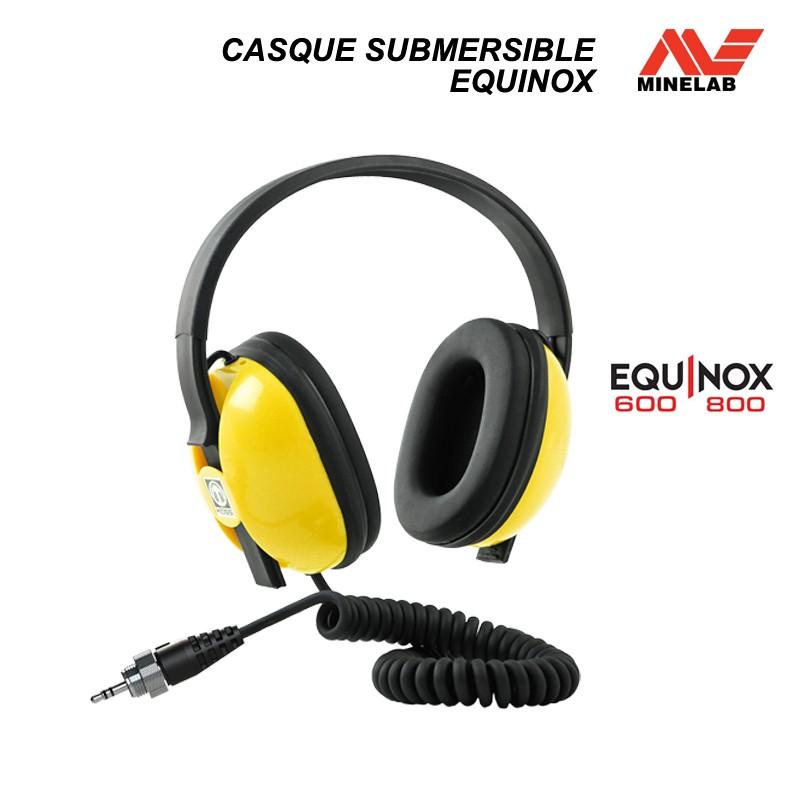 Casque waterproof Equinox