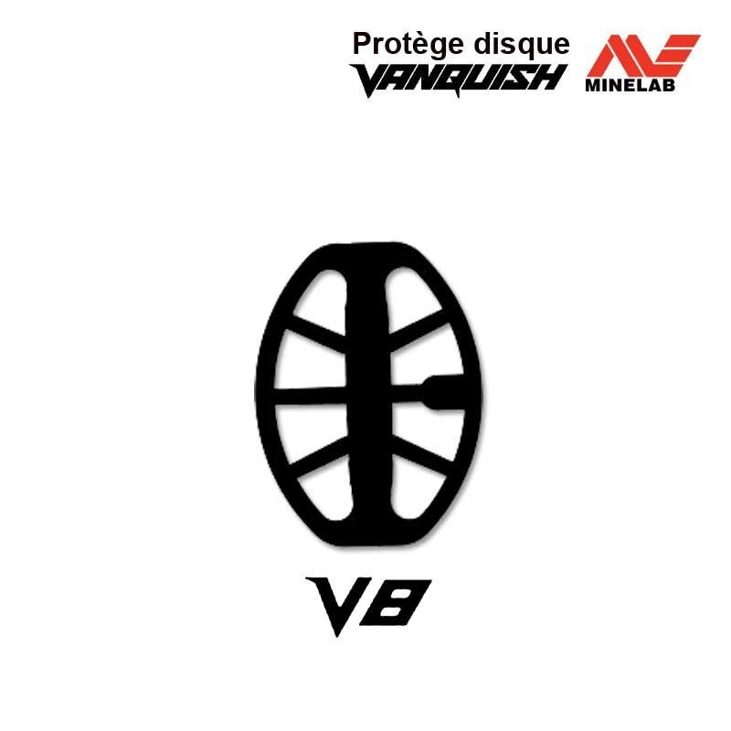 Protège disque Vanquish V8