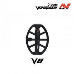 Disque Vanquish V8