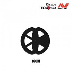 Protège disque 16cm Equinox